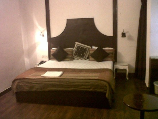 Sarin Inn Boutique Hotel : Cozy Room on the first floor.
