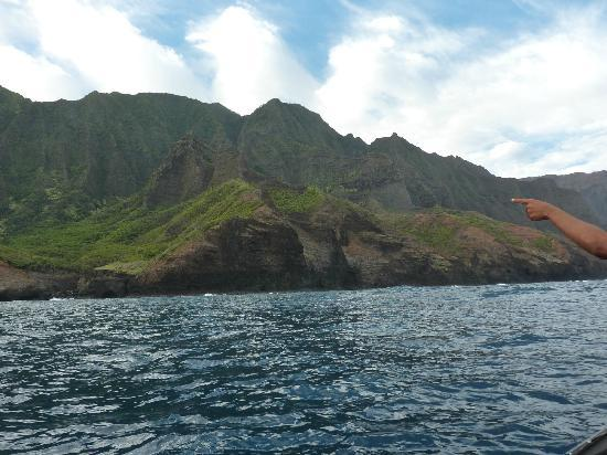Bali Hai Boat Tours: Napali Coast