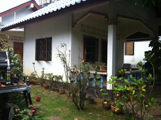 Fantasy Hill Bungalows: our bungalow