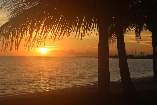 Old Bahama Bay: sunrise