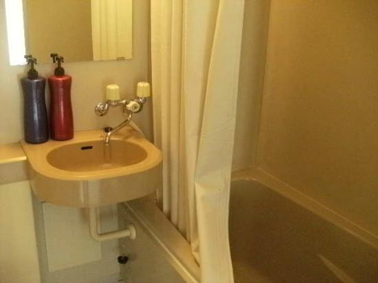 Kanko Business Hotel Matsuyama: バスルーム