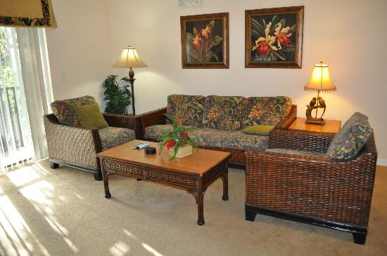 Caribe Cove Resort Orlando: family room