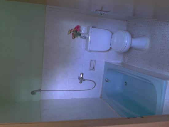 Praety Home Stay: Bathroom