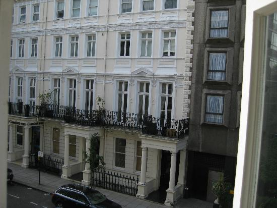 Our view foto di troy hotel londra tripadvisor for 72 queensborough terrace london