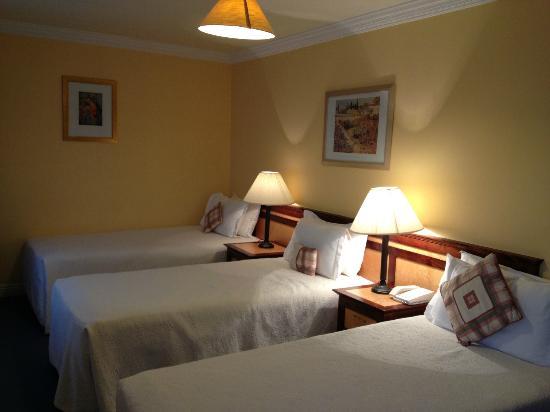 Aberdeen Lodge: Bedroom