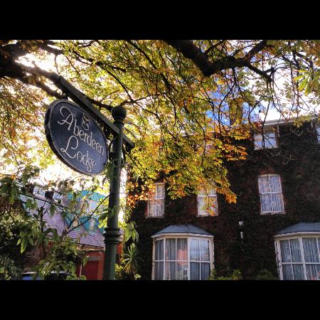 Aberdeen Lodge : Dublin in the fall!