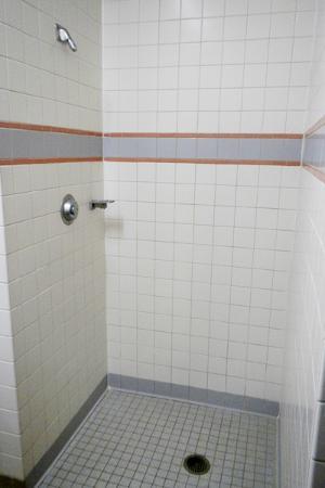 Fool Hollow Lake Recreation Area: Hot Shower!