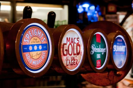 Chico's Restaurant & Bar: Excellent beers on tap