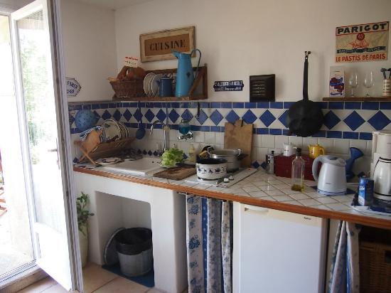 La Charlotte Aix en Provence: I love to cook here