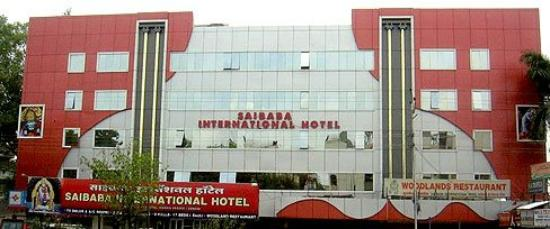 Sai Baba International Hotel: Saibaba International Hotel
