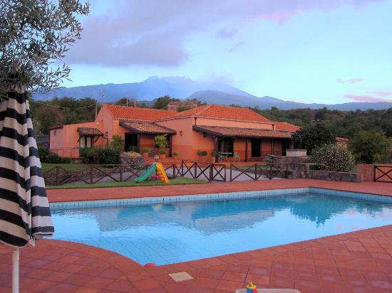 Agriturismo Le case del merlo: au pied de l'Etna
