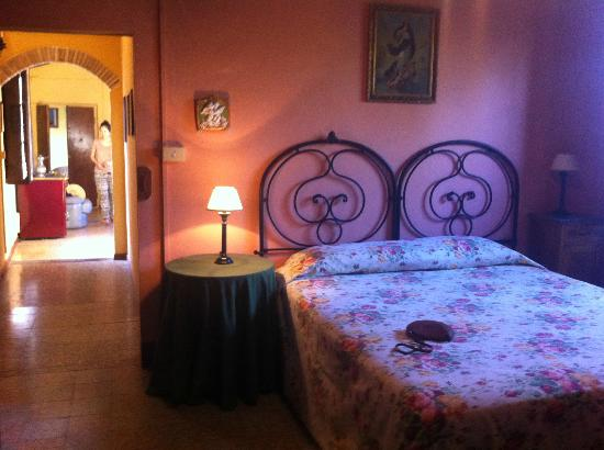Fattoria San Donato: Our room