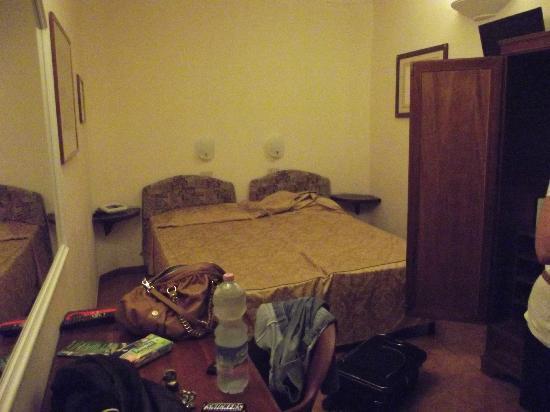 Hotel Spagna: Stanza