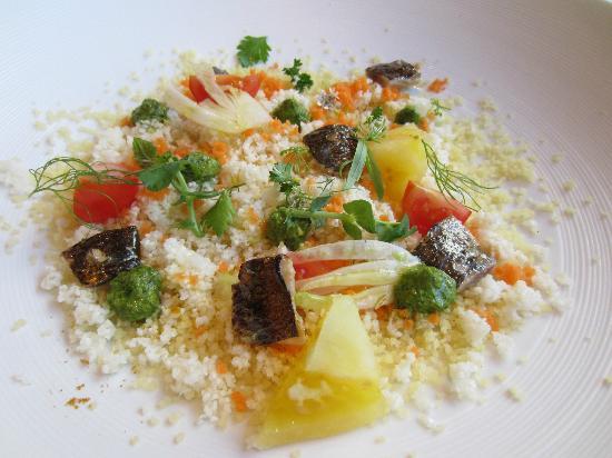 Sa-Qua-Na: moroccan salad