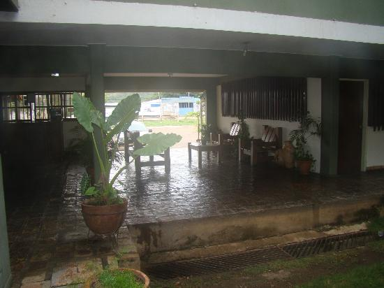 Hotel Katuca: Áreas comunes