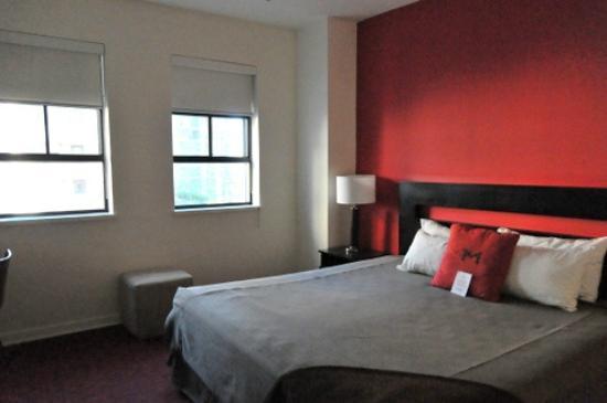 Moda Hotel: chambre