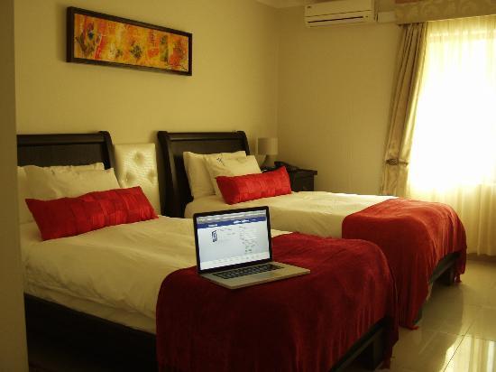 Winnie Guesthouse: Standard Twin room