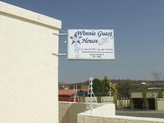Winnie Guesthouse: Winnie Guest House