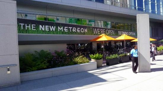 New Metreon at Yerba Buena Gardens
