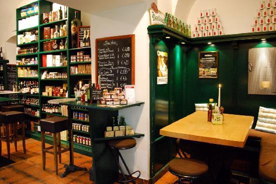 Die Geheime Specerey: Delikatessen zum Genießen und Mitnehmen