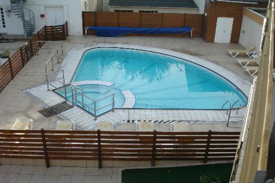 Hotel de la Pointe de Mousterlin : piscine