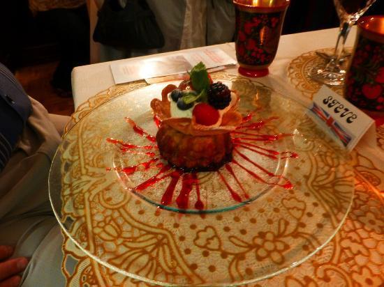 Swan Lake: My Dessert!