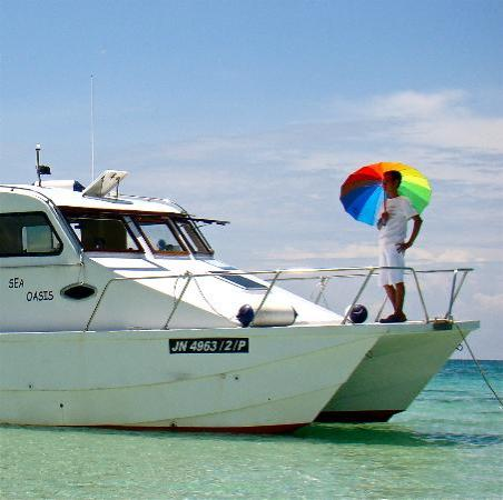 Borneo Boats and Beaches - Private Tours