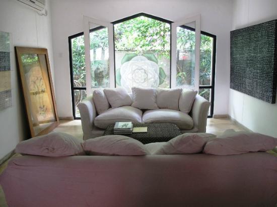 Hempel Gallery Rooms: Living room