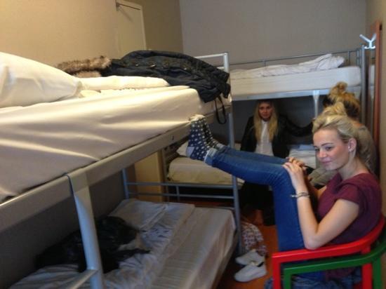 Inner Hotel: bedroom
