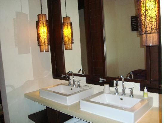 The Vijitt Resort Phuket : salle de bain