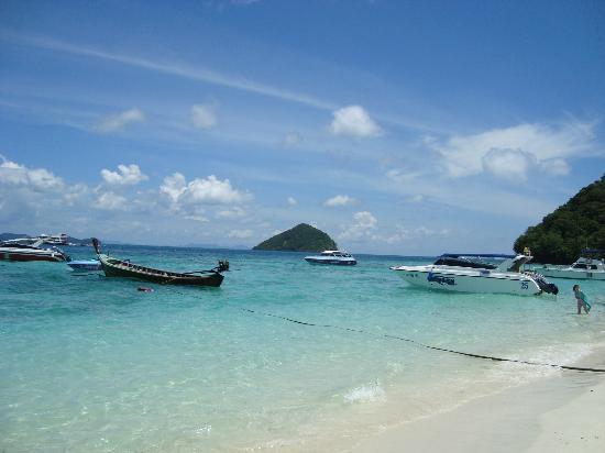 The Vijitt Resort Phuket : coral island