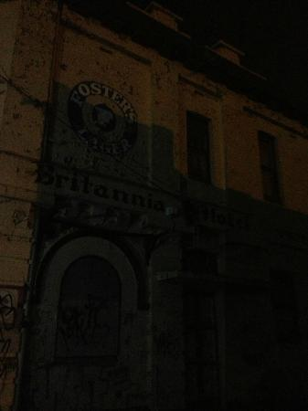 Lantern Ghost Tours: Old Britannia Pub - not in use Williamstown