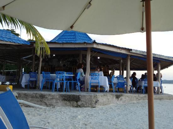 Negril Tree House Resort: bar/restaurant