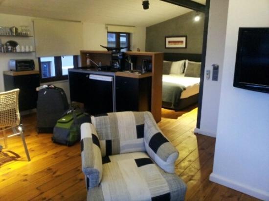 Serdar-i Ekrem 59: Interior layout of apartment 5