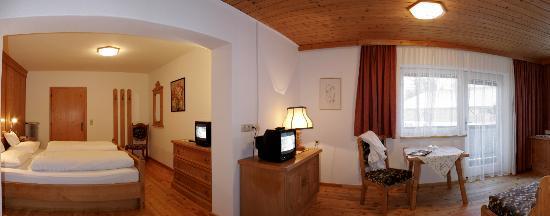 Hotel Waldruhe: Familienzimmer