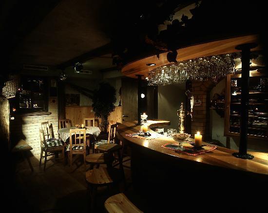 Hotel Waldruhe: Weinbar