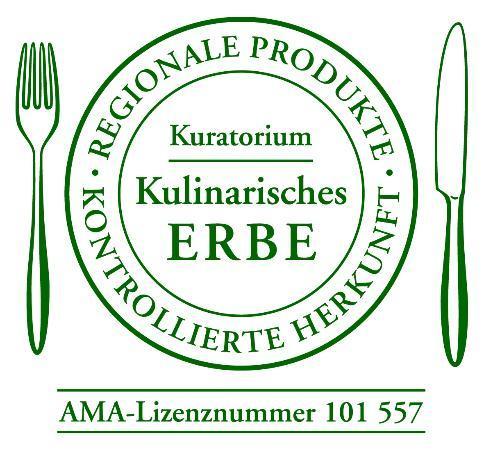 Hotel Waldruhe: AMA Gastrosiegelauszeichnung