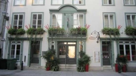 Hotel Le Priori: Exterior