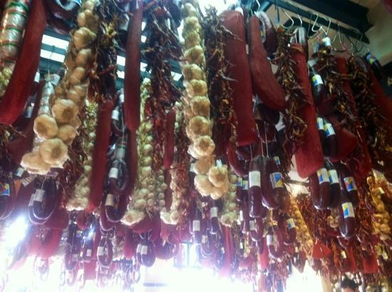 Athens Walks Tour Company : camel meat coated with paprika