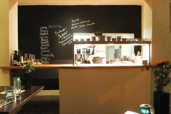 simply allium: Our menu