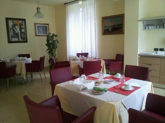 Villa Xenia: sala colazione