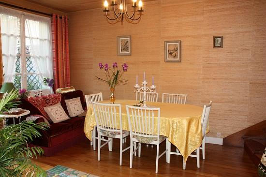 Le Cottage: La table d'hôte - French Traditional Cooking