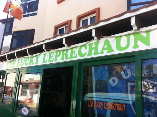 The Lucky Leprechaun