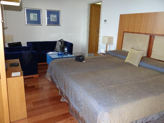 GDM Megaron Hotel: The Bedroom