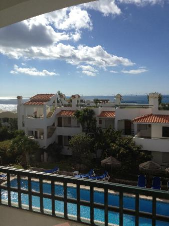 Cerro Mar Atlantico Touristic Apartments: View from balcony of 406