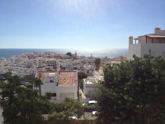 Cerro Mar Atlantico Touristic Apartments: View from roof terrace of the Gardens complex