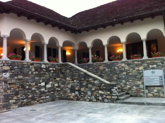 San Rocco Hotel: entrata