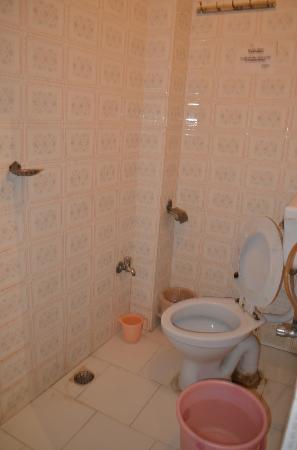 Residency Centre Point Guest House and Desert Safari: bathroom