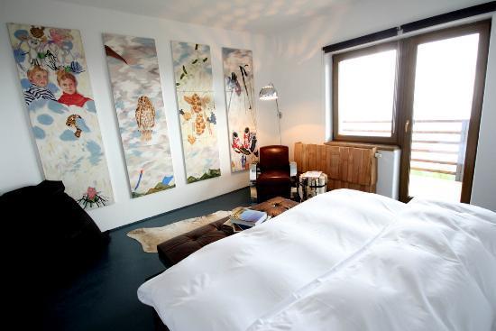 hotel12: Schaf Zimmer