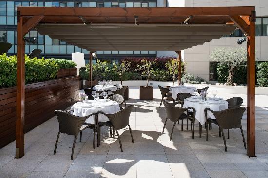 Restaurant Pelai : Terraza del Pelai